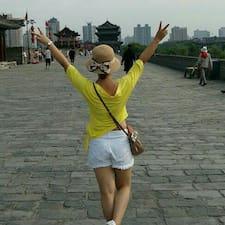 姜伶 felhasználói profilja