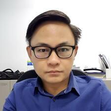 Chong Brukerprofil