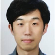 Perfil do utilizador de Minchul