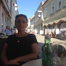 Потребителски профил на Yelena