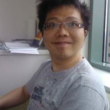 Profil utilisateur de Hongyi