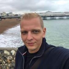 Profil Pengguna Stefan