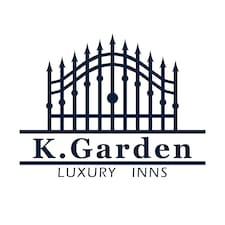 Perfil do utilizador de K.Garden