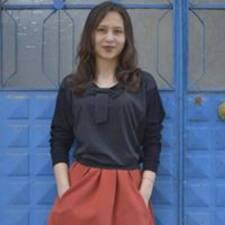 Profil utilisateur de Sevgi