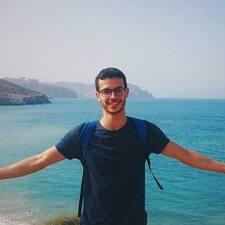 Mohammed Saad felhasználói profilja