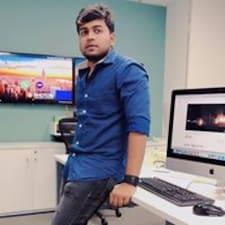 Profil Pengguna Vasanth