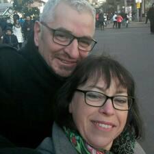 Nutzerprofil von Fabienne&Christophe