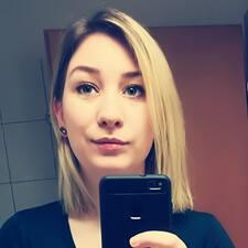 Sabrina的用戶個人資料