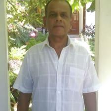Användarprofil för Pathmalal