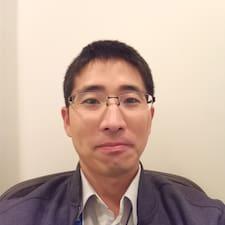 Henkilön Kazuhiro käyttäjäprofiili