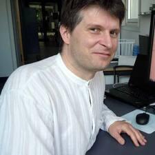 Attila felhasználói profilja