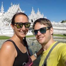 Henkilön Christoph & Sophie käyttäjäprofiili