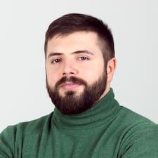 Iurii User Profile