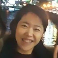 Perfil do utilizador de Eunyoung