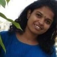 Aparna User Profile