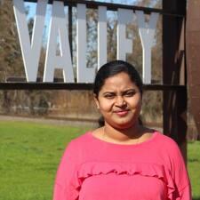 Profilo utente di Kalyani