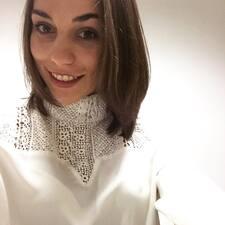 Nutzerprofil von Andréa