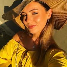 Leisha felhasználói profilja