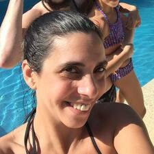 Andrea Viviana - Uživatelský profil
