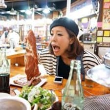 Profil utilisateur de Keiko