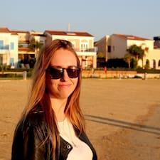 Profil utilisateur de Giedrė