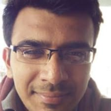 Profil utilisateur de Rohit