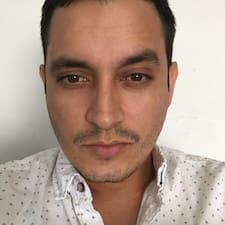 Henkilön César käyttäjäprofiili