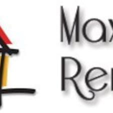 Användarprofil för Maxim