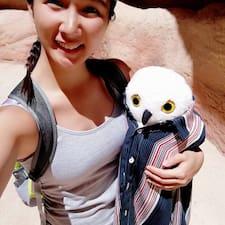 Hiu Yu, Amber - Uživatelský profil