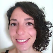 Perfil do utilizador de Silvia