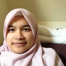 Fatimah Zahra的用戶個人資料
