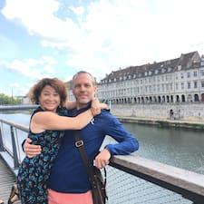 Profil utilisateur de Vincent & Marie-Anne