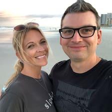 Chris & Hillary Brukerprofil