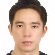 Профиль пользователя Junggeun