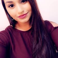 Nataliah felhasználói profilja