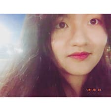 Yihang felhasználói profilja