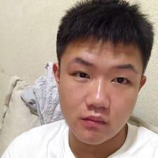 全 felhasználói profilja