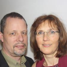 Claudia & Knut的用戶個人資料