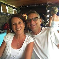 Profil Pengguna Pierre & Nathalie