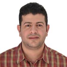 Mahmoud felhasználói profilja