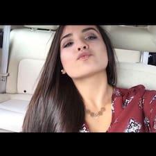Carolina Sophia felhasználói profilja