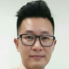 Perfil do utilizador de Chin Leong