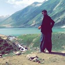Shah felhasználói profilja