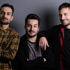 Nutzerprofil von Andrea, Luca & Gianluigi