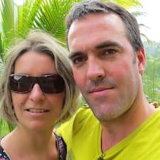 Perfil de usuario de Frédéric & Anne Gaëlle