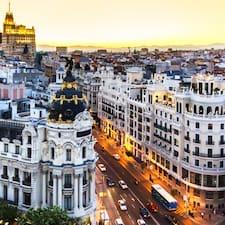 โพรไฟล์ผู้ใช้ Madrid For You