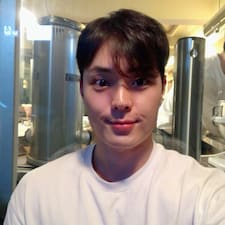 Perfil do utilizador de Wookjun