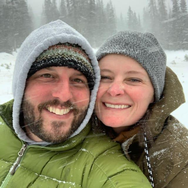 Hồ sơ người dùng Aaron & Jen