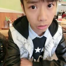 Perfil do usuário de Junjie