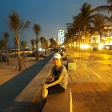 Perfil do utilizador de Cam Phuong